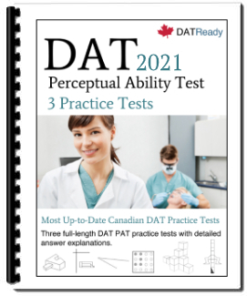 Canadian DAT PAT Practice Tests
